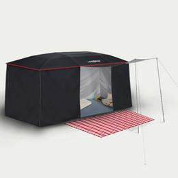 cubierta mazda espejo Rebajas Tienda de campaña familiar disponible para 10 personas fácil de plegar e instalar 4.8M con función multible