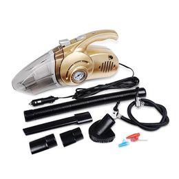 Oto Araba Süpürge Hava Pompası Lastik Lastik Hava Basıncı Test Cihazı Ile Aydınlatma ıslak kuru 4 in 1 çakmak Dc12V 96 W Taşınabilir nereden