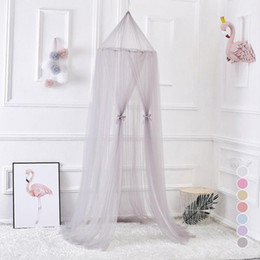 Wholesale Romantic Beds - Romantic Sweet Princess Tent Mosquito Net Anti-mosquito Canopy Bed Curtain Bed Canopy Tent Netting 3