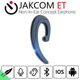 Wholesale Diy Earphones - JAKCOM ET Non In Ear Concept Earphone hot sale with Headphones Earphones as fotocamera diy tripode
