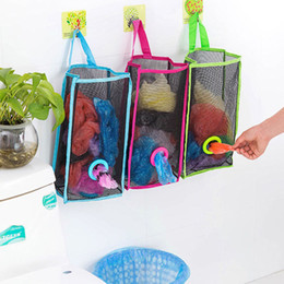 wholesale shoe shops Coupons - Creative Portable Storage Boxes bag Hanging Kitchen Garbage Bag Storage Shopping Bags Collection Container Case Organizers