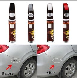 Wholesale Car Paint Sealer - Top Professional Car Repair Pen Fix It Pro Car Scratch Remover Painting Pen Tool EEA129 500pcs