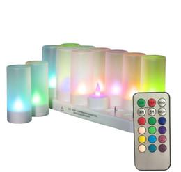 mariage maison lumières décoration Télécommande Led Bougies Scintillement Rechargeable Lumières / Électronique Bougie Lampe Hôtel De Noël Bar ? partir de fabricateur