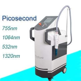 Wholesale product tattoo - multifunction machine nd yag laser for tattoo removal skin rejuvenation picosecond new products 2017 innovative facial blemishes removal