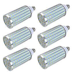 2019 cambio de color de escenario bombilla led Bombilla LED ultrabrillante de aluminio 5730 SMD LED 85V-265V 10W 15W 20W 25W 30W 40W 60W 80W Sin parpadeo Lámparas LED