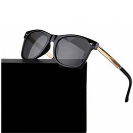 6e1254451212 Classic Metal Legs Masculine Goggle Sunglasses Vintage Men Women Fashion  Feminine Masculine Goggle Male Female Sun Glasses