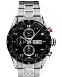 Wholesale luxury black calibre 16 - Luxury Brand men mechanical watches automatic grand calibre 16 day date stainless steel mens dive watches TH506