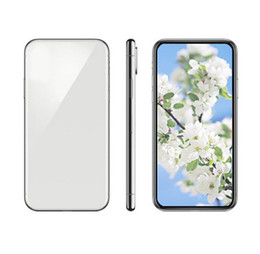 Wholesale X Touch Cell Phone - Unlocked 5.5Inch Goophone X 3GB RAM 32GB ROM LTE 4G With Face ID and Support Wireless Charger Cell Phone Octa Core MobilePhone