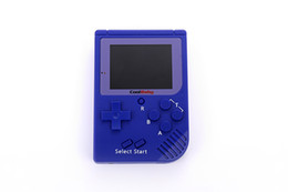Wholesale Nes Lcd - 2018 CoolBaby RS-6 Portable Retro Mini Handheld Game Console 8 bit Color LCD Game Player For FC Game