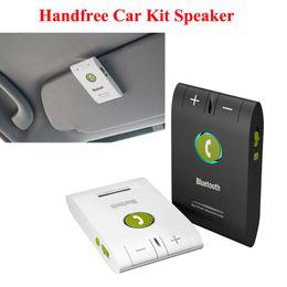 Canada Mains libres 6e oreillette bluetooth haut-parleur pour smartphones multipoint sans fil visière solaire mains libres kit voiture bluetooth haut-parleur Offre