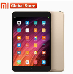 Wholesale tablet xiaomi - Original xiaomi mipad 3 Tablet PC 4GB RAM 64GB ROM mi pad 3 IMediaTek MT8176 tablets Quad Core 13MP laptop wifi 7.9 Inch tablet android