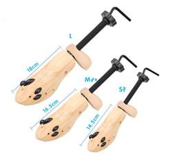 Canada Accessoires de chaussure de dilatation Accessoires de botte ajustables en bois de pin pour élargir les chaussures Offre