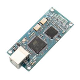 Wholesale Usb Dac Board - Aiyima ATSAM3U1C XC2C64A Amanero USB IIS Digital Interface DAC Decoder Board Support DSD512 32bit 384K I2S DSD Output