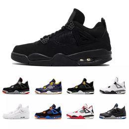 4c24de917a2a3 cat style shoes Coupons - Style 4s Men Basketball Shoes Pure Money Premium  Black Cat white