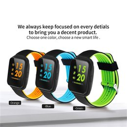 Wholesale Bluetooth Devices - Z40 Bluetooth Smart Watch Blood Pressure Monitor Heart Rate Smartwatch men Pedometer Call Message Reminder Wearable devices for IOS Android