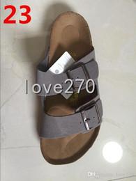 18c22aeeb 2019 baratos zapatos masculinos casuales 2018 famosa marca Arizona hombres  sandalias planas mujeres baratas zapatos casuales
