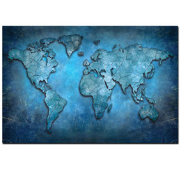 Shop Modern World Map Wall Art UK Modern World Map Wall Art Free - 3d world map wall art