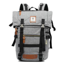 Moda multifuncional hombres mujeres mochilas bolsas de viaje al aire libre desde fabricantes