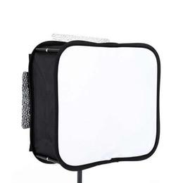 vendita all'ingrosso SB300 pieghevole studio fotografico Softbox Diffusore per YONGNUO YN300 YN300 III YN300 YN600L Air Video Light Panel da