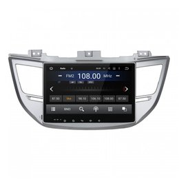 Envío gratis Octa-core 10.1 pulgadas Andriod 8.0 Reproductor de DVD del coche para HYUNDAI IX35 2015 con GPS, control del volante, Bluetooth, radio desde fabricantes