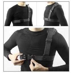 Wholesale Gopro Belt - gopro hero Single Shoulder Chest belt Gopro Hero 5 for Xiaomi yi 4k action camera Chest Mount Go Pro