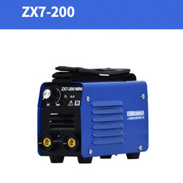 Machine igbt en Ligne-200A IGBT SOUDURE INVERTER MMA / ARC Soudeuse 3.2 Machine de Soudage Tige W / Tous Accessoires 110 / 220v