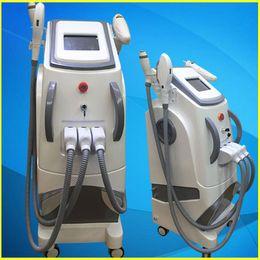 Wholesale Popular Tattoos - Most popular OPT SHR beauty equipment SHR IPL hair removal machine IPL laser tattoo hair removal beauty machine rf Elight Skin Rejuvenation