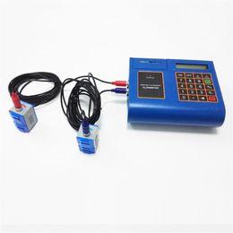 tri pince inoxydable Promotion Nouveau débitmètre à ultrasons TUF-2000P Liquid Flow Meter imprimante avec transducteur TM-1 DN50-700mm