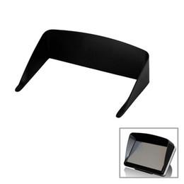 d243675249c New 5 Inch Car Sun Shade Shield Visor GPS Professional Navigator Sun Shade  Anti Reflective Black Tonsee Free shipping