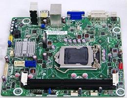 2019 placa mãe do hp pavilion 15 Frete grátis CHUANGYISU para a placa-mãe ITX original 661846-001 IPXSB-DM s1155, Mini-ITX H61 17 * 19 cm, o trabalho perfeito