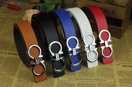 Wholesale leather hat buckles - High quality men's genuine leather belt designer belts men luxury strap male belts for men fashion vintage pin buckle for jeans R S