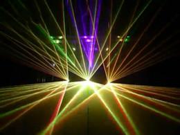 Wholesale Rgb Laser Dmx Ilda - Highly sophisticated 20W RGB animation stage laser light  DMX 512 DJ laser show light  ILDA big celebration outdoor laser light