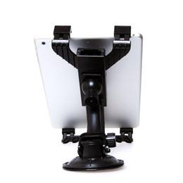 auto windschutzscheibe für ipad Rabatt Universal Tab Autohalterung Tablet PC Windschutzscheibe Standhalterung PDA Support Halter 360 Rotation für 7