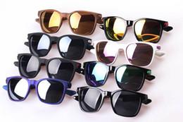 Wholesale Rocks Glasses - NEW Brand designer GARAGE ROCK colors Hot sale Fashion Trend Personality Sport Eyewear Women Man 9175 Glasses Sunglasses Goggles Mirror