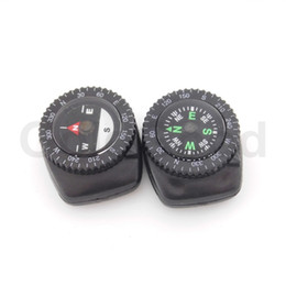 Wholesale Can Scale - small outdoors portable Removable compass Can be used for watch Giving directions High quality Handheld Accurate and clear scale 1 6cy W