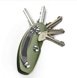 Canada EDC Pratique Porte-clés Organisateur Dossier Clip Porte-clés Porte-clés Pocket Tool Offre