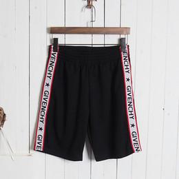 Wholesale Mens Summer Swim Shorts - New 18SS Board Shorts Mens Summer Beach giv Shorts Pants boardshort High-quality Swimwear Bermuda Male Letter Surf Life Men Swim Shorts