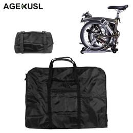 bici pieghevole portatile Sconti AGEKUSL 2 in 1 portatile 12