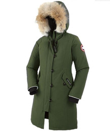 Wholesale Ladies Duck Down Jackets - Wholesale Price Top Selling High Quality Womens Goose Down Coat Lady Winter Coat Goose Down Parka Down & Parkas Winter Jacket Black
