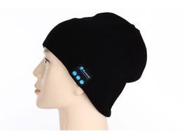 Usb-накопители онлайн-Беспроводная связь Bluetooth наушники музыка hat Smart Caps гарнитура Bluetooth Cap наушники теплые шапочки зимняя шапка с динамиком