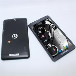 android tablet pc sim karte Rabatt 7 Zoll 4G Telefonanruf-Tablets PC 1GB 8GB Android 5.1 Doppel-SIM-Karten-Viererkabel-Kern X7