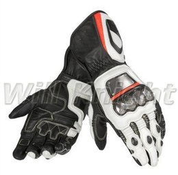 Full Metal Dain D1 Pro Racing для бездорожья на мотоцикле для мужчин из натуральной кожи с длинными перчатками для мотоциклистов cheap genuine motorcycle gloves от Поставщики оригинальные мотоциклетные перчатки