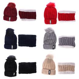 Moda Nuevo 1 Unidades Girls Lady Casual Hat Bufanda Set 2-en-1 Otoño  Invierno Mujeres Sombrero de punto Bufanda caliente Grueso a prueba de  viento al aire ... 0a3d6544eeba