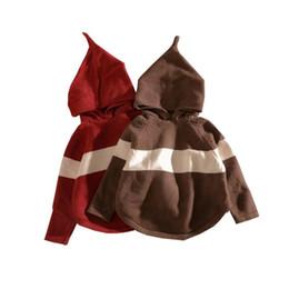 Deutschland Neue Herbst Winter Baby Jungen Mädchen Pullover Mit Kapuze Strickpullover Jungen Kinder Strickwaren Tops Kinder Pullover 14216 Versorgung