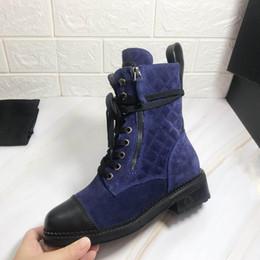 0cf219611dd23c Frauen-Stiefel luxuy Marke Suede Woman Half Boots Mode Designer Schuhe  Französisch Stil Größe 35-40 Modell DX503 günstig frau halbe pantoffel  schuhe