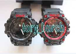 Wholesale Boys Wristwatch Led - New arrival relogio GWG men's sports watches, LED chronograph wristwatch, military watch, digital watch, good gift for men boy dropshipping