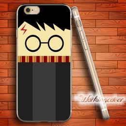 Canada Capa Mignon Harry Potter Effacer TPU Silicone Case pour iPhone X 8 6 6S 7 Plus 5S SE 5 5C 4S 4 Cas pour iPod Touch 6 5 Couverture. Offre