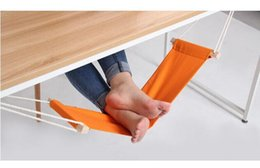 Wholesale Inflatables Products - 1pc small hammock to relax office tools Large Hanging bed to Relieve foot fatigue as household products inflatable hammock