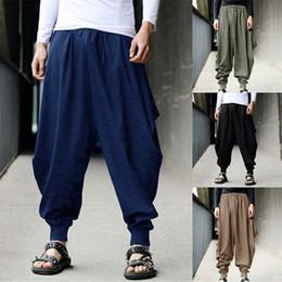 Sarouel Fille Harem Baggy Pantalons Costume De Danse Jambe Large L/âche