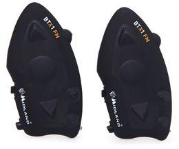 Wholesale headsets for helmets - MIDLAND BTX1 Motorcycle Helmet Headset Bluetooth Intercom Hands-free Interphone FM Rider-to-Passanger Intercom for 2 Person